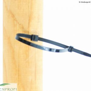 Kabelbinder mit Einschlagdübel 36 x 0,8 10 St.
